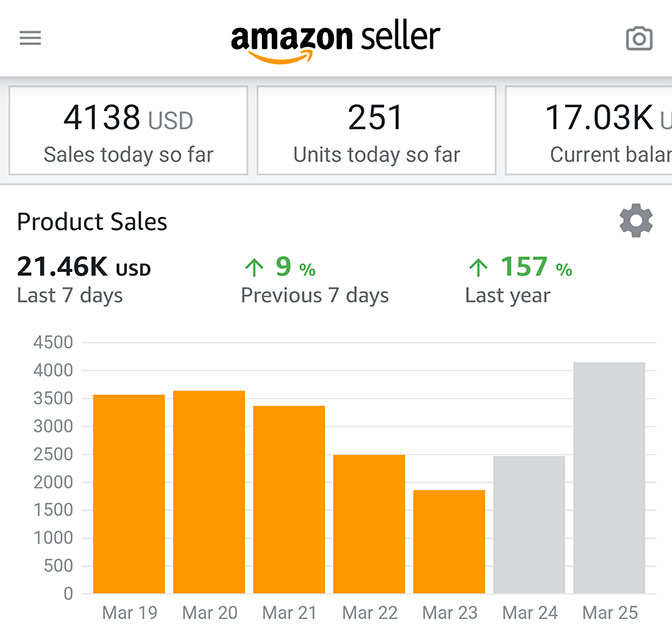 amazon fba seller account
