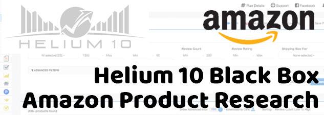 helium 10 black box
