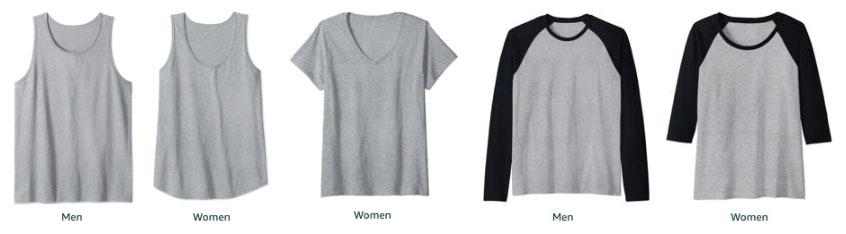 bfcbbc88 Amazon Merch: Tank Tops, V-Necks, & Raglan Shirts